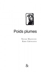 POIDS PLUMES cover site